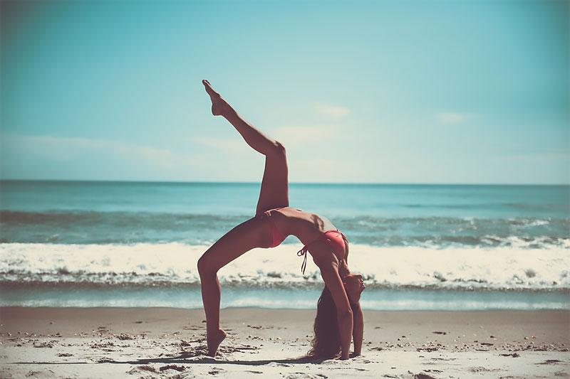 Yoga und Jogging - Warum nicht beides?   Ana Heart Blog