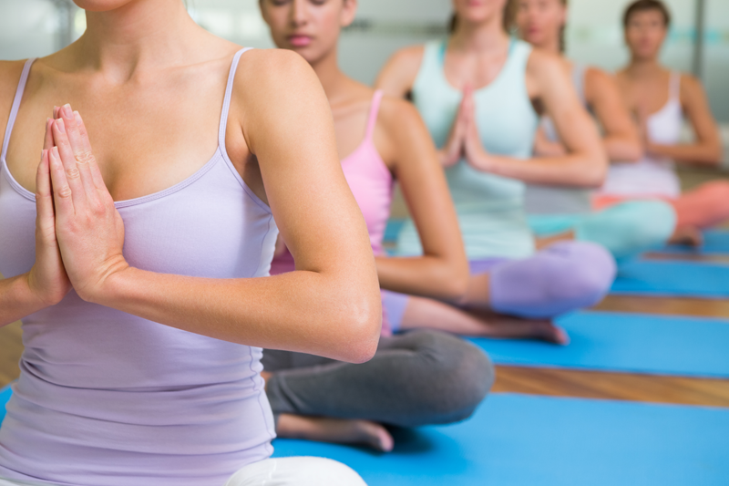 Yoga Athletes