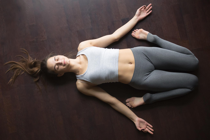 Yoga hips