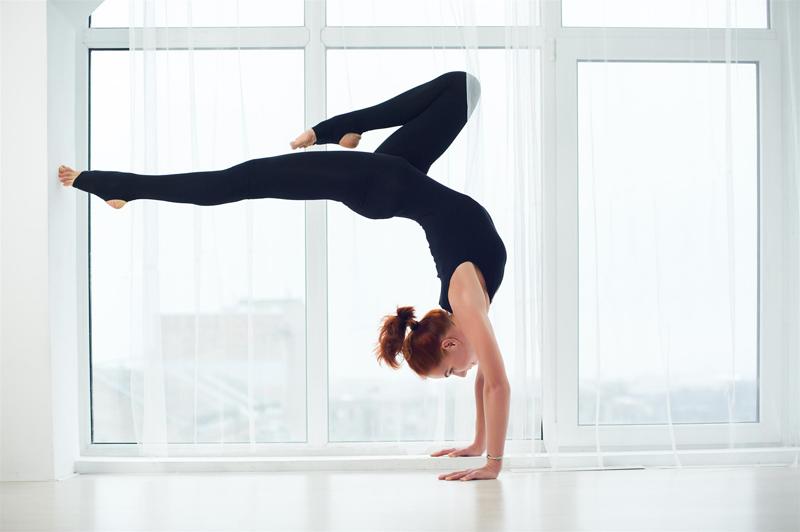 yoga stronger