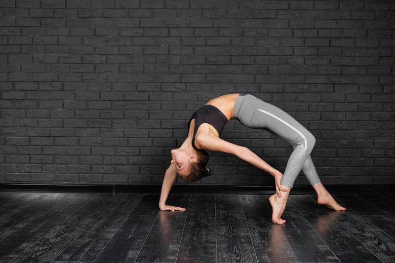 yoga body shaking