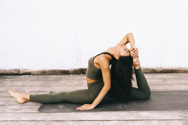 yoga lost connection