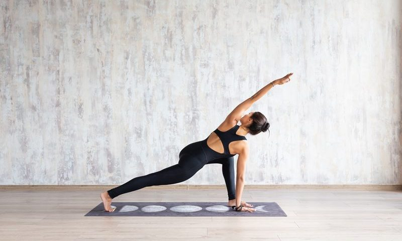 Yoga poses fix bad posture