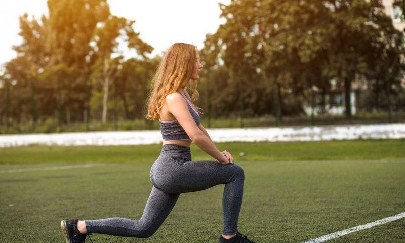 Yoga für Fußballer