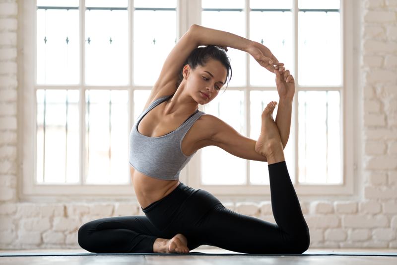 Der Kripalu Yoga-Guide