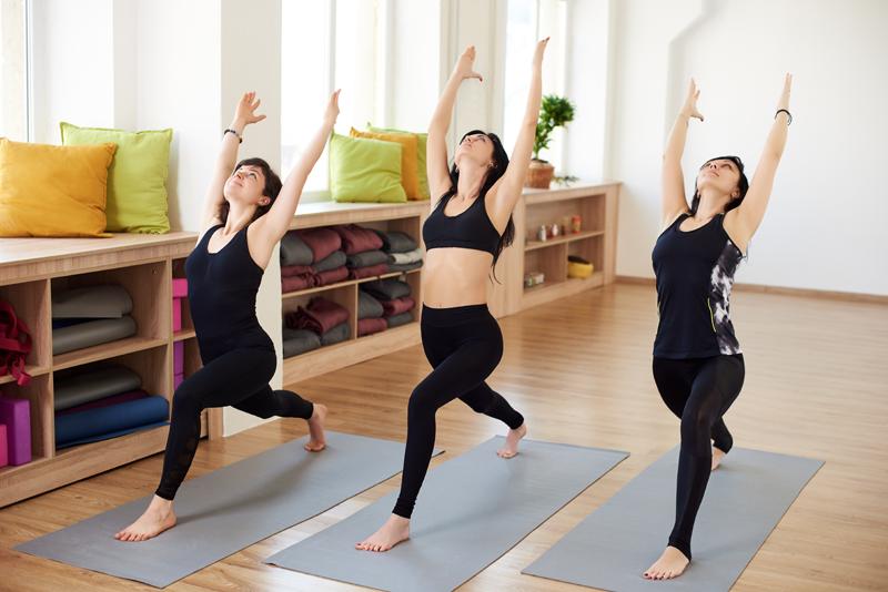 Tipps für die allererste Yogaeinheit
