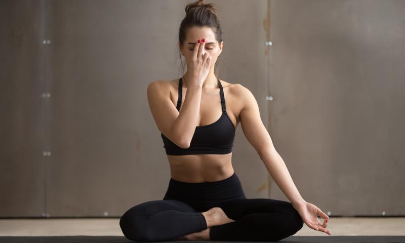 Yoga zur Regenerierung
