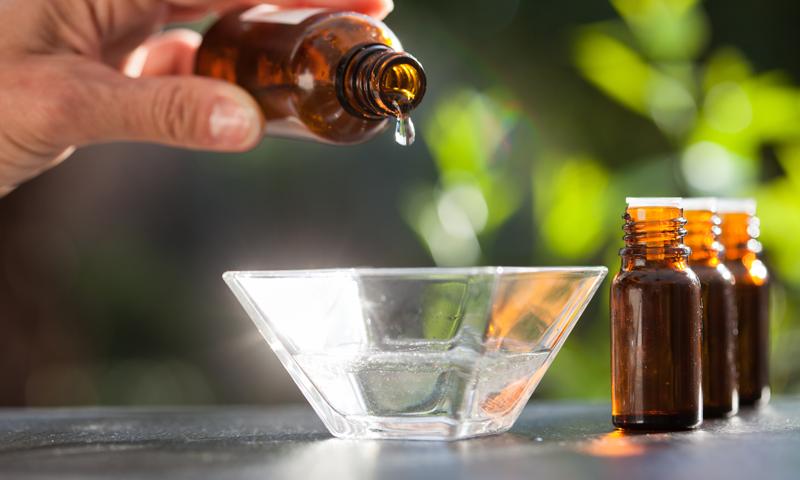 Die Vorzüge von ätherischen Ölen