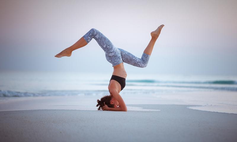 Was sind die Glieder des Yogas?