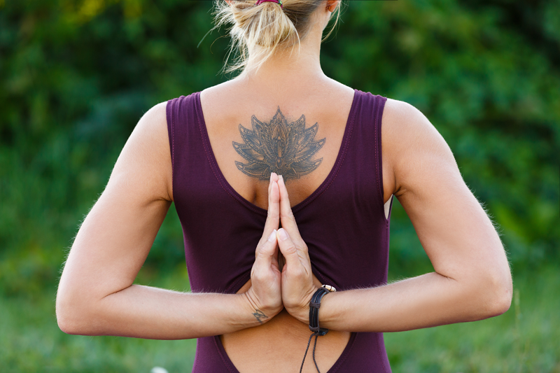 Die angesagtesten Yoga-Tattoos